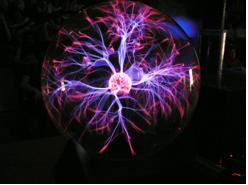 Plasma Ball Experiments – The Wonders of Physics – UW–Madison