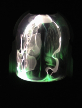 White Plasma Ball